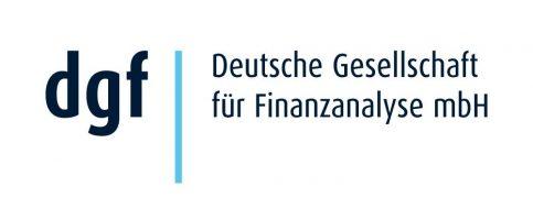 Logo der DGF